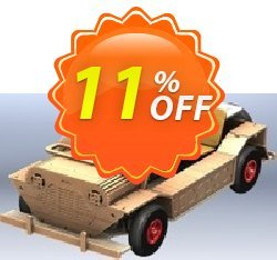 Chassis + Mini Moke Body Coupon, discount Chassis + Mini Moke Body exclusive promotions code 2020. Promotion: exclusive promotions code of Chassis + Mini Moke Body 2020