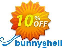 Bunnyshell Launch Coupon, discount Launch awful offer code 2019. Promotion: awful offer code of Launch 2019