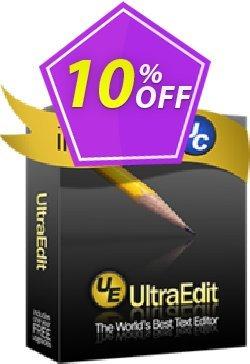 UltraEdit Coupon, discount UltraEdit excellent sales code 2020. Promotion: excellent sales code of UltraEdit 2020