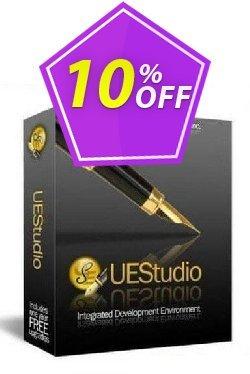 UEStudio Coupon, discount UEStudio stirring offer code 2020. Promotion: stirring offer code of UEStudio 2020