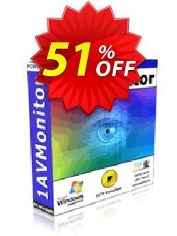 1AVMonitor Coupon, discount GLOBAL50PERCENT. Promotion: big discount code of 1AVMonitor 2019