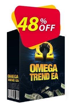 Omega Trend EA Coupon, discount Omega Trend EA Amazing discount code 2019. Promotion: Amazing discount code of Omega Trend EA 2019