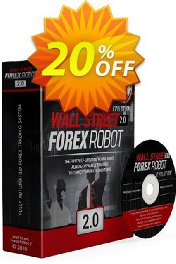 WallStreet Forex Robot Full License Coupon discount WallStreet Forex Robot Full License staggering promo code 2020 - staggering promo code of WallStreet Forex Robot Full License 2020
