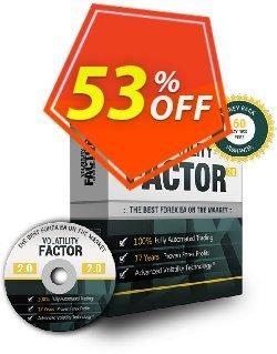 Volatility Factor 2.0 Coupon, discount Volatility Factor 2.0 awful offer code 2019. Promotion: awful offer code of Volatility Factor 2.0 2019