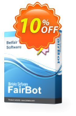 FairBot - 12 months access  Coupon, discount FairBot (12 months access) big discount code 2020. Promotion: big discount code of FairBot (12 months access) 2020