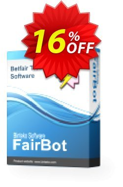 FairBot - 1 month access  Coupon, discount FairBot (1 month access) super discounts code 2020. Promotion: super discounts code of FairBot (1 month access) 2020