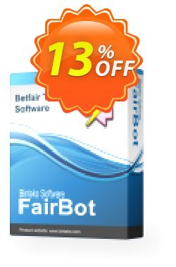 FairBot - 3 months access  Coupon, discount FairBot (3 months access) amazing sales code 2020. Promotion: amazing sales code of FairBot (3 months access) 2020