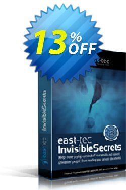 InvisibleSecrets Plan - Yearly Subscription Coupon, discount InvisibleSecrets Plan - Yearly Subscription marvelous deals code 2019. Promotion: marvelous deals code of InvisibleSecrets Plan - Yearly Subscription 2019
