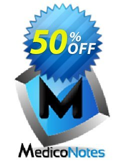 MedicoNotes Membership Coupon, discount 50% Discount. Promotion: formidable sales code of MedicoNotes Membership 2021