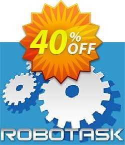 RoboTask (personal license) Coupon, discount RoboTask (personal license) imposing promotions code 2019. Promotion: imposing promotions code of RoboTask (personal license) 2019