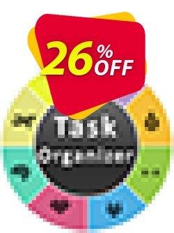 Task Organizer Coupon, discount Task Organizer impressive deals code 2020. Promotion: impressive deals code of Task Organizer 2020