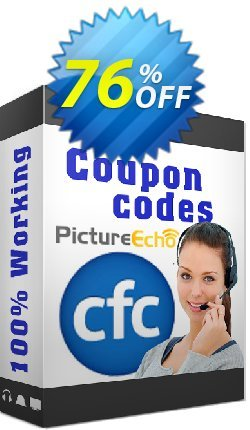 Clone Files Checker + PictureEcho Coupon, discount 30% OFF Clone Files Checker + PictureEcho, verified. Promotion: Imposing deals code of Clone Files Checker + PictureEcho, tested & approved