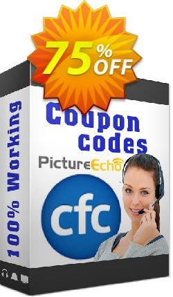 Clone Files Checker + PictureEcho - 2 year  Coupon, discount 43% OFF Clone Files Checker + PictureEcho (2 year), verified. Promotion: Imposing deals code of Clone Files Checker + PictureEcho (2 year), tested & approved