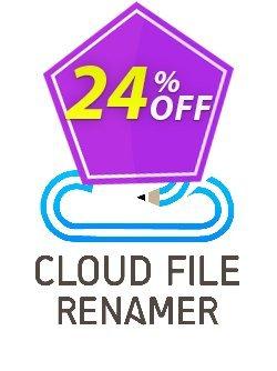 SORCIM Cloud File Renamer Coupon, discount Cloud File Renamer Excellent deals code 2021. Promotion: Excellent deals code of Cloud File Renamer 2021