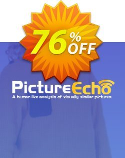 PictureEcho Family Pack - Lifetime  Coupon, discount 30% OFF PictureEcho Family Pack (Lifetime), verified. Promotion: Imposing deals code of PictureEcho Family Pack (Lifetime), tested & approved