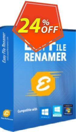 SORCIM Easy File Renamer Coupon, discount Easy File Renamer  Marvelous sales code 2021. Promotion: Marvelous sales code of Easy File Renamer  2021