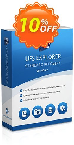 UFS Explorer Standard Recovery for Linux Coupon discount UFS Explorer Standard Recovery for Linux - Personal License (1 year of updates) wondrous sales code 2021 - wondrous sales code of UFS Explorer Standard Recovery for Linux - Personal License (1 year of updates) 2021