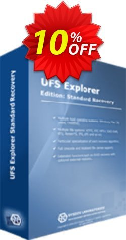UFS Explorer Standard Recovery - version 5 for Windows - Personal License Coupon discount UFS Explorer Standard Recovery (version 5 for Windows) - Personal License dreaded sales code 2021 - dreaded sales code of UFS Explorer Standard Recovery (version 5 for Windows) - Personal License 2021