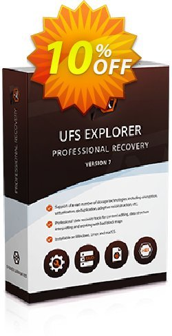 UFS Explorer Professional Recovery (version 5 for MacOS) - Personal License Coupon, discount UFS Explorer Professional Recovery (version 5 for MacOS) - Personal License staggering discount code 2019. Promotion: staggering discount code of UFS Explorer Professional Recovery (version 5 for MacOS) - Personal License 2019