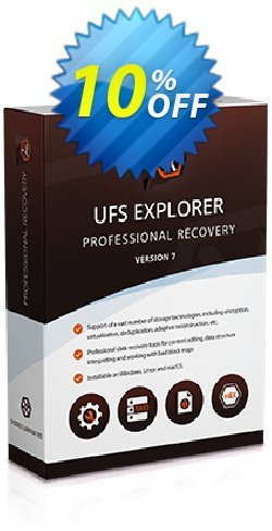 UFS Explorer Professional Recovery - version 5 for Linux - Business License Coupon discount UFS Explorer Professional Recovery (version 5 for Linux) - Business License stirring discounts code 2020 - stirring discounts code of UFS Explorer Professional Recovery (version 5 for Linux) - Business License 2020