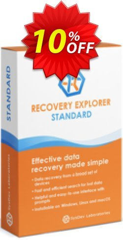 Recovery Explorer Standard - for Linux - Personal License Coupon discount Recovery Explorer Standard (for Linux) - Personal License stunning offer code 2020 - stunning offer code of Recovery Explorer Standard (for Linux) - Personal License 2020