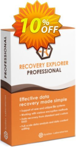 Recovery Explorer Professional - for Windows - Personal License Coupon discount Recovery Explorer Professional (for Windows) - Personal License special deals code 2020 - special deals code of Recovery Explorer Professional (for Windows) - Personal License 2020