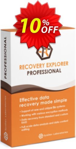 Recovery Explorer Professional - for Linux - Personal License Coupon discount Recovery Explorer Professional (for Linux) - Personal License exclusive offer code 2020 - exclusive offer code of Recovery Explorer Professional (for Linux) - Personal License 2020