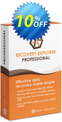 Recovery Explorer Professional - for Mac OS - Personal License Coupon discount Recovery Explorer Professional (for Mac OS) - Personal License wonderful promo code 2020 - wonderful promo code of Recovery Explorer Professional (for Mac OS) - Personal License 2020