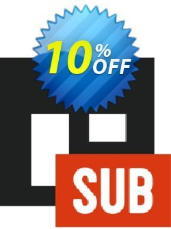 Subbits Mac Coupon, discount Subbits Mac impressive sales code 2019. Promotion: impressive sales code of Subbits Mac 2019