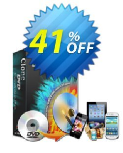 CloneDVD DVD Ripper 1 year/1 PC Coupon, discount CloneDVD DVD Ripper 1 year/1 PC amazing promotions code 2021. Promotion: amazing promotions code of CloneDVD DVD Ripper 1 year/1 PC 2021