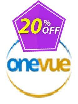 OneVue - Pro Coupon, discount OneVue - Pro hottest promo code 2020. Promotion: hottest promo code of OneVue - Pro 2020