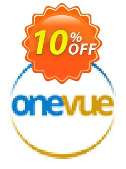 OneVue Upgrade 1.2 Coupon, discount OneVue Upgrade 1.2 special offer code 2021. Promotion: special offer code of OneVue Upgrade 1.2 2021