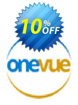 OneVue Upgrade 1.3 Coupon, discount OneVue Upgrade 1.3 exclusive discount code 2021. Promotion: exclusive discount code of OneVue Upgrade 1.3 2021