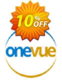 OneVue Upgrade 2.5 Coupon, discount OneVue Upgrade 2.5 stirring discount code 2021. Promotion: stirring discount code of OneVue Upgrade 2.5 2021