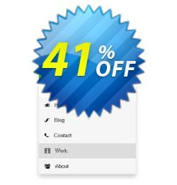 Filter Menu Extension for WYSIWYG Web Builder Coupon, discount Filter Menu Extension for WYSIWYG Web Builder wonderful discounts code 2019. Promotion: awesome promo code of Filter Menu Extension for WYSIWYG Web Builder 2019