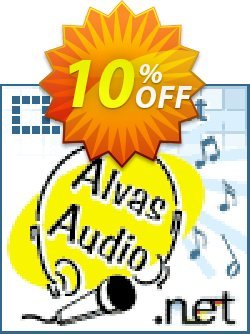 Alvas.Audio Single License Coupon, discount Alvas.Audio Single License wondrous deals code 2019. Promotion: wondrous deals code of Alvas.Audio Single License 2019