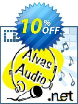 Alvas.Audio Lifetime Single License Coupon, discount Alvas.Audio Lifetime Single License amazing offer code 2019. Promotion: amazing offer code of Alvas.Audio Lifetime Single License 2019