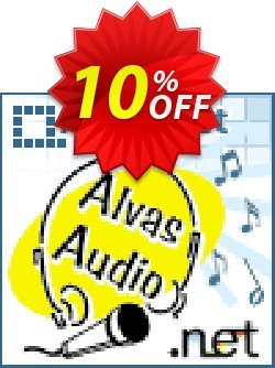 Alvas.Audio Team License Coupon, discount Alvas.Audio Team License stunning discount code 2019. Promotion: stunning discount code of Alvas.Audio Team License 2019