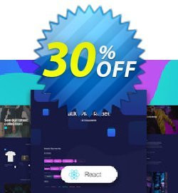 BLK Design System PRO React Coupon, discount BLK Design System PRO React Awesome discounts code 2020. Promotion: stunning deals code of BLK Design System PRO React 2020