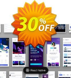 Argon PRO React Native Coupon, discount REACT-EXTRA30. Promotion: staggering promo code of Argon PRO React Native 2020