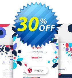 Argon Design System PRO Angular Coupon, discount Argon Design System PRO Angular Big offer code 2020. Promotion: Big offer code of Argon Design System PRO Angular 2020