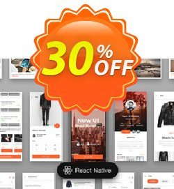 Now UI PRO React Native Coupon, discount Now UI PRO React Native Super discounts code 2020. Promotion: Stunning sales code of Now UI PRO React Native 2020