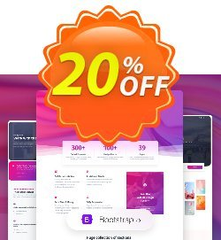 Soft UI Design System PRO Enterprise Annual Coupon discount 20% OFF Soft UI Design System PRO Enterprise Annual, verified. Promotion: Wondrous promo code of Soft UI Design System PRO Enterprise Annual, tested & approved