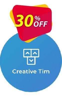 CreativeTim The Ultimate Full Stack Bundle Coupon, discount The Ultimate Full Stack  Bundle Special offer code 2021. Promotion: Special offer code of The Ultimate Full Stack  Bundle 2021