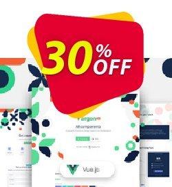 Vue Argon Design System PRO Coupon, discount Vue Argon Design System PRO Best sales code 2021. Promotion: Best sales code of Vue Argon Design System PRO 2021