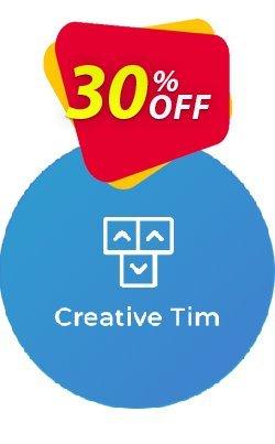 Creative Tim Laravel Stack Black Friday Coupon, discount Laravel Stack BF Amazing promo code 2021. Promotion: Amazing promo code of Laravel Stack BF 2021