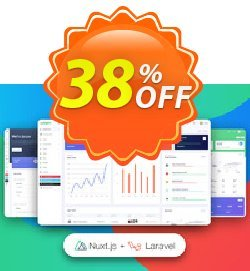 Nuxt Argon Dashboard PRO Laravel Coupon, discount Nuxt Argon Dashboard PRO Laravel Excellent sales code 2021. Promotion: Excellent sales code of Nuxt Argon Dashboard PRO Laravel 2021