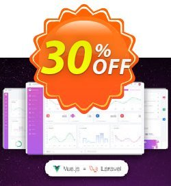 Vue White Dashboard PRO Laravel Coupon, discount Vue White Dashboard PRO Laravel Wonderful discounts code 2021. Promotion: Wonderful discounts code of Vue White Dashboard PRO Laravel 2021