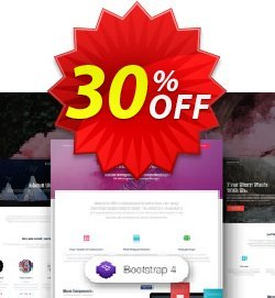 Material Kit PRO - Bootstrap 4 Coupon, discount Material Kit PRO - Bootstrap 4 wondrous promo code 2019. Promotion: wondrous promo code of Material Kit PRO - Bootstrap 4 2019