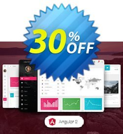 Material Dashboard Pro Angular 2 Coupon, discount Material Dashboard Pro Angular 2 Staggering discount code 2020. Promotion: impressive promotions code of Material Dashboard Pro Angular 2 2020